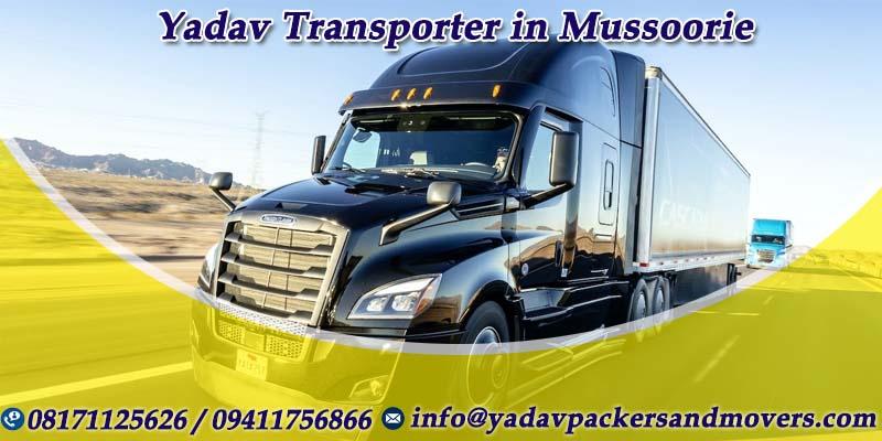 Transporter in Mussoorie